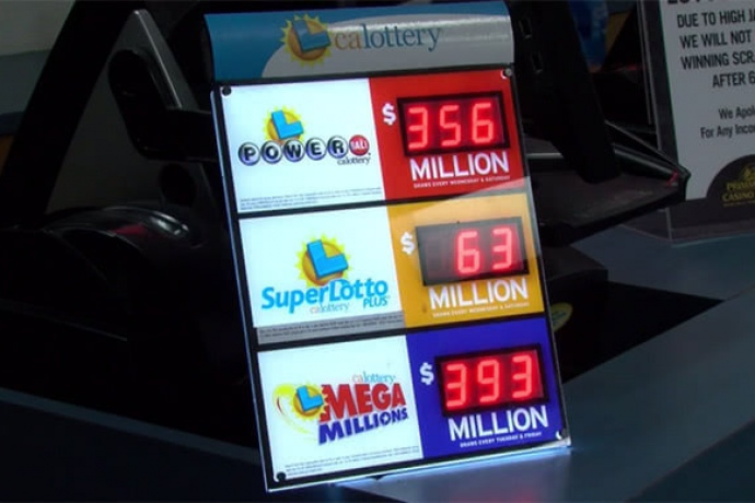 Information on the largest lottery Jackpot