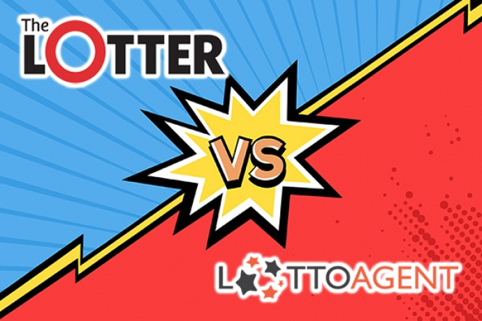 TheLotter vs. Lotto Agent