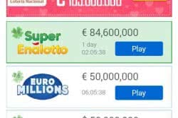 Lotto Agent lottery app for android