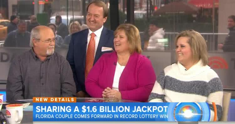 Three winners split the largest Powerball jackpot